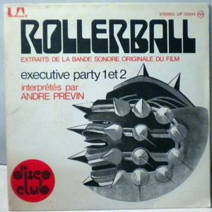 ANDRE PREVIN - Executive Party - 45T (SP 2 titres)