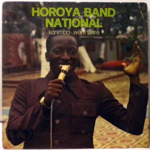 HOROYA BAND NATIONAL - Kanimba / Were were - 7inch (SP)
