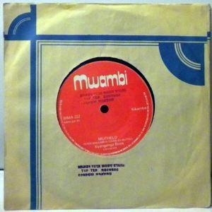 KYANGANGA BOYS - Tabitha / Muthelo - 7inch (SP)