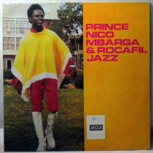 PRINCE NICO MBARGA & ROCAFIL INTERNATIONAL - Same - LP