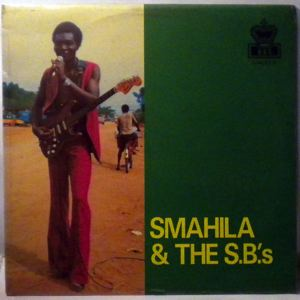 SMAHILA & THE SB'S - Same - LP