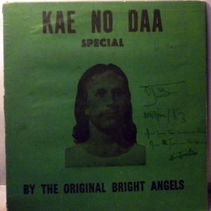 ORIGINAL BRIGHT ANGELS - Kae no daa - LP