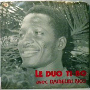 LE DUO TI-BO - Avec Daibelibi Rico - LP