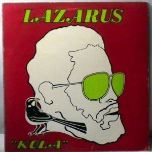 LAZARUS TEMBO - Kola - LP