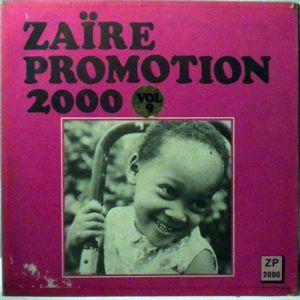 LM KILAND & ORCHESTRE MABATALAI - Zaire Promotion 2000 Vol. 9 - LP