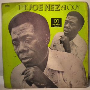 JOE NEZ & HIS TOP SIX - The Joe Nez story - 33T