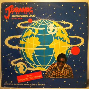 JOSAMIC INTERNATIONAL BAND - U.S.A. tour - 33T