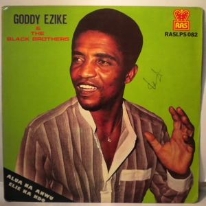 GODDY EZIKE & THE BLACK BROTHERS - Same - 33T