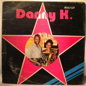 DANNY K. - Same - LP