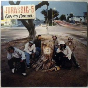 JURASSIC 5 - Quality Control - LP x 2