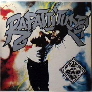 VARIOUS - Rapattitude - LP