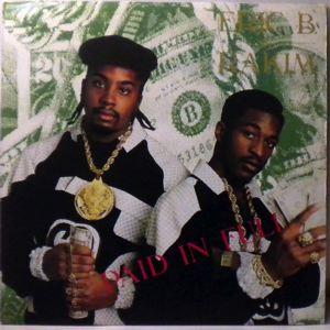 ERIC B & RAKIM - Paid In Full - LP