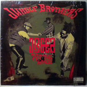 JUNGLE BROTHERS - J. Beez With The Remedy - LP