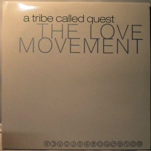 A TRIBE CALLED QUEST - The Love Movement - LP x 3