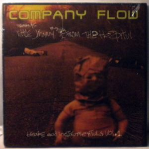 COMPANY FLOW - Little Johnny From The Hospital - LP x 2