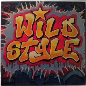 VARIOUS - Wild Style - LP