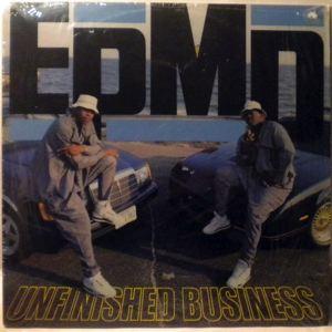 EPMD - Unfinished Business - LP