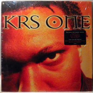 KRS ONE - Same - LP x 2