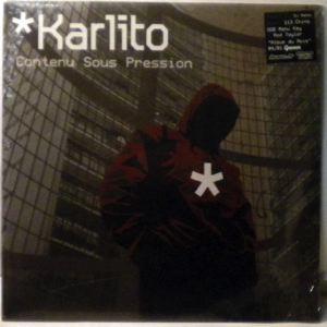 KARLITO - Contenu Sous Pression - LP x 2