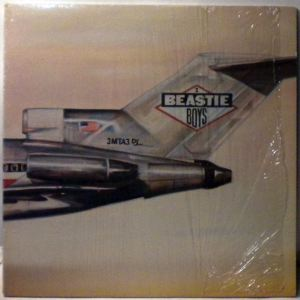 BEASTIE BOYS - License To Ill - LP