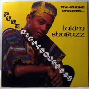 LAKIM SHABAZZ - Pure Righteousness - LP