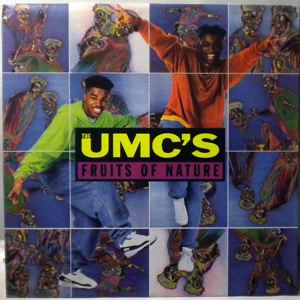 THE UMC'S - Fruits Of Nature - LP