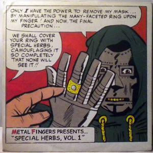 MF DOOM - Special Herbs Vol. 1 - LP