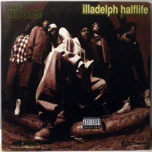 THE ROOTS - Illadelph Halflife - LP x 2