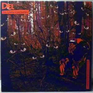 DEL THA FUNKEE HOMOSAPIEN - I Wish My Brother George Was Here - LP