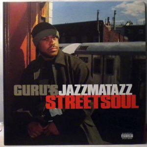 GURU'S JAZZMATAZZ - Streetsoul - LP x 2