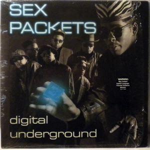 DIGITAL UNDERGROUND - Sex Packets - LP
