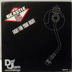 BEASTIE BOYS - Fight For Your Right / Time To Get Ill - 7inch x 1
