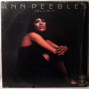 ANN PEEBLES - Tellin it - 33T