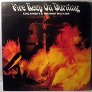 KING SPORTY - Fire keep on burning - 33T