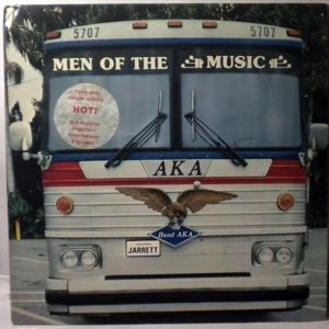 THE BAND AKA - Men of the music - 33T