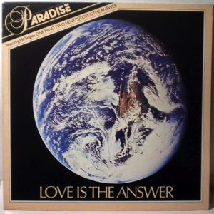 PARADISE - Love is the answer - 33T