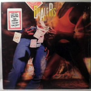 THE DEALERS - Same - 33T