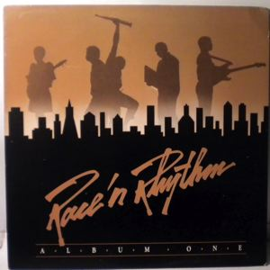 RACE 'N RHYTHM - Album one - 33T