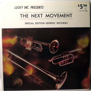 THE NEXT MOVEMENT - Next movement - 33T