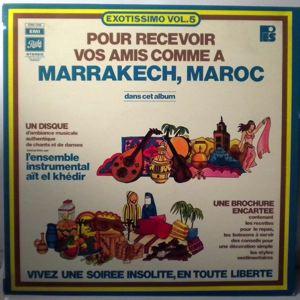 Serge Franklin Pour Recevoir Vos Amis Comme A Marrakech Maroc