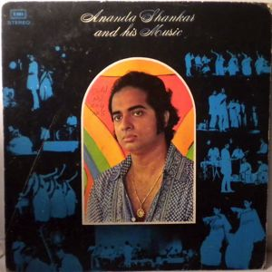 ANANDA SHANKAR - And His Music - 33T