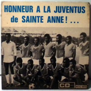 LES GUITARS-BOYS - Juventus / Missie pavle manger - 7inch (SP)