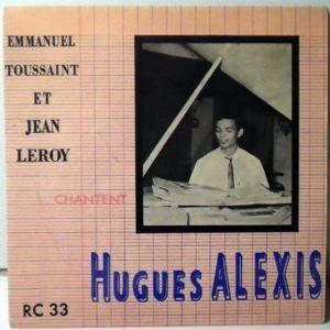HUGUES ALEXIS - Au feu! - 7inch (SP)