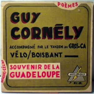 GUY CORNELY - Guadeloupe EP - 45T (SP 2 titres)