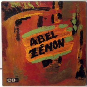 ABEL ZENON - Pas o soue la EP - 45T (SP 2 titres)