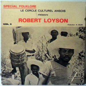 ROBERT LOYSON - Vol.2 - 7inch (SP)