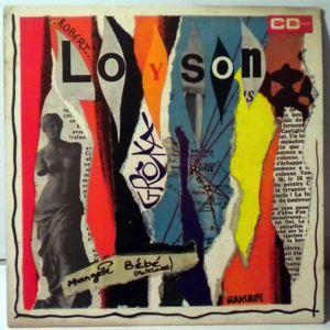 ROBERT LOYSON - Manzelle bebe - 7inch (SP)