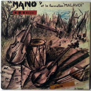 MANO ET LA FORMATION MALAVOI - Jojo - 45T (SP 2 titres)