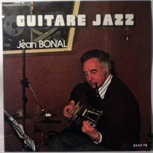 JEAN BONAL - Guitare Jazz - LP