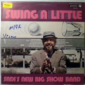 Sadi's New Big Show Band Swing A Little